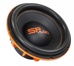 SP Audio SP12CC Subwoofer 12'' 30cm 800Watt RMS 4Ohm.2+2Οhm.