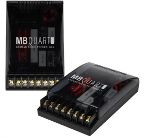 MB Quart QS 3 W.Crossover 3 δρομων 4Ω 100W/200W.[Ζευγος]