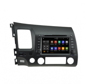 Digital IQ IQ-AN5044GPS.Οθόνη - HONDA Civic 4 Door 2006-2012