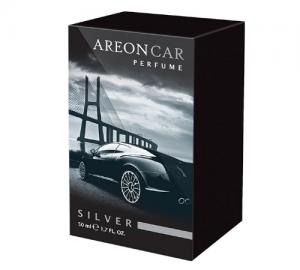 Areon Silver αρωματικό αυτοκινήτου 50ml