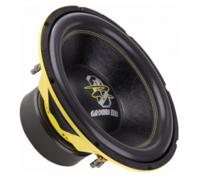 Ground Zero GZRW 38XSPL-D2.Subwoofer 15''.1800w.
