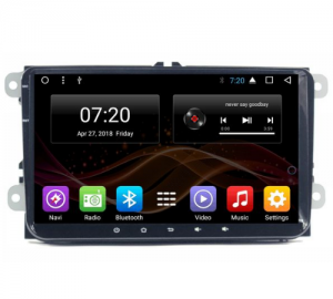 Bizzar VW Golf VW39.Οθονη 9″ Android 7.1 Navigation.