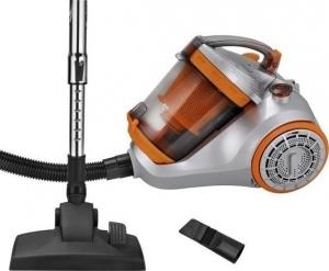 Kalorik TKG VC 1010 Πορτοκαλί Ηλεκτρική σκούπα Cyclone με φίλτρο HEPA 4 L 1400 W