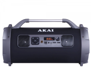 Akai ABTS-13K Φορητό Ηχείο Bluetooth Karaoke με USB/SD