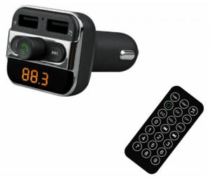 Akai FMT-20BT FM Transmitter hands free ,φορτιστής και Bluetooth