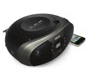 Akai BM004A-614 φορητό ράδιο/cd/usb