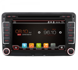 Digital IQ IQ-AN7704GPS Multimedia 2DIN 7, Για VW - SEAT - SKODA