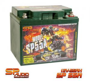 SP Audio AGM Battery 55Ah (SP55)