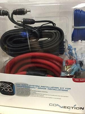 Connection FSK 700.Κιτ Καλωδίων 4G