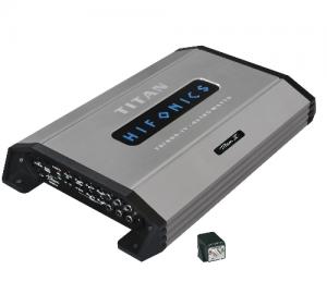 Hifonics Titan TSi600-IV Ενισχυτής Αυτοκινήτου 4 καναλιών 4x125 WRMS/2Ohm