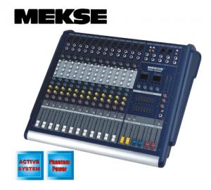 Meske PRO-1282D αυτοενισχυόμενος μίκτης 12CH.