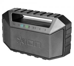 ION Audio Plunge αδιάβροχο Bluetooth ηχείο (μαύρο)