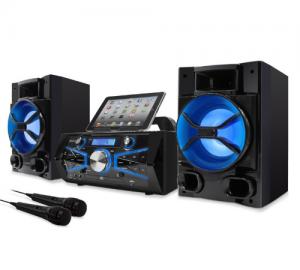 Akai KS5600-BT Σύστημα καραόκε με bluetooth,cd/usb-video out, εφε φωτισμού-100w