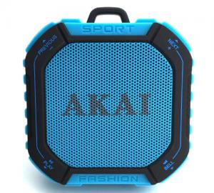 Akai ABTS-B7 Bluetooth Ηχείο Αδιάβροχο με USB/SD/FM/AUX