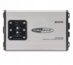 Caliber CA 100.2M Ενισχυτής 2-Καναλιών 2 x 400W/ 2Ω RMS