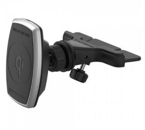 Scosche MPQ2CD-XTSP Μαγνητική Θήκη Στο CD Slot Ασύρματης Φόρτισης Για Smartphone