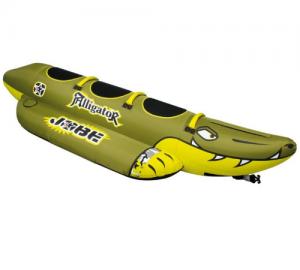 Φουσκωτή μπανάνα 3 ατόμων Alligator Jobe