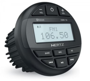 Hertz HMR 10D  Αδιάβροχο ράδιο 4X50W DAB+