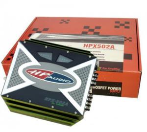 Hp Audio HPX502A. 2X60W RMS ενισχυτής αυτοκινήτου