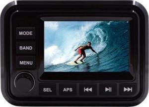 HASDA H-303A Radio USB BT MARINE με εγχρωμη οθονη 5''