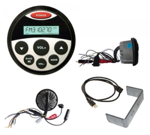 Hasda H-804BT Αδιάβροχο Radio/Mp3 Bluetooth