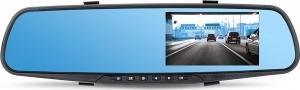 Peiying P0106C Καθρέφτης με Οθόνη - Κάμερα & Αισθητήρες Στάθμευσης