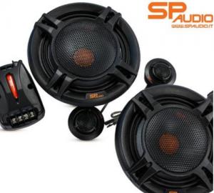 SP Audio.SP 6.5 KIT Διαιρούμενα ηχεία 2 δρόμων 6.5'' 360w