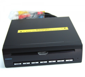OEM Dvd500U 3/4 Din size single dvd player