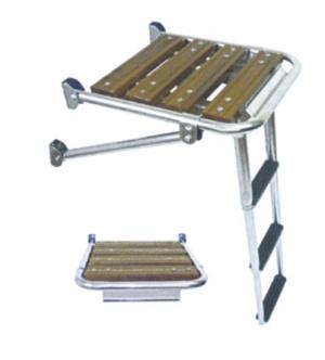 Πλατφόρμα & σκάλα 45 x 39