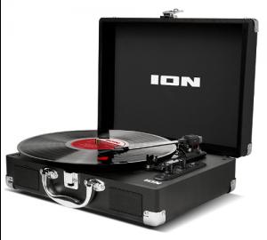 ION Audio Vinyl Motion Air ιδανικό για μετατροπή vintage βινυλίων σε MP3