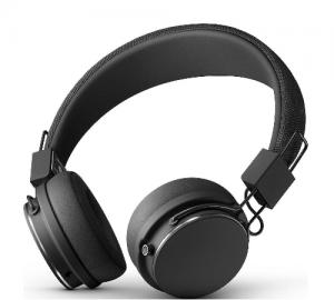 Urbanears Plattan 2 Ασύρματα ακουστικά Bluetooth σε μαύρο χρώμα