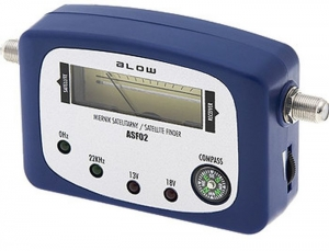 Blow- DSF02.Δορυφορικός μετρητής σηματος sat-finder