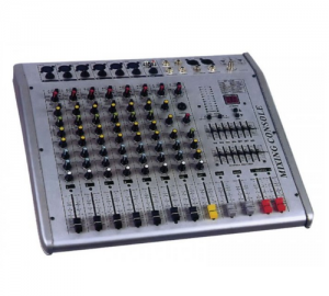 Astone PS MX-1400-P Aυτοενισχ/νη κονσόλα mic-line 14 καναλιών.