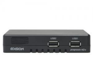 Edision Progressiv HD nano δορυφορικός δέκτης DVB-SHD.