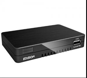 Edision progressive hybridlite ψηφιακός δέκτης FHD