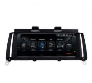 Βizzar BZ-8223 BMW X3 F25 & X4 F26 Οθονη 8.8″Android Navigation.