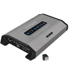 Hifonics Titan TSi400-II. Ενισχυτής. 2x175 W.RMS/1Ω.