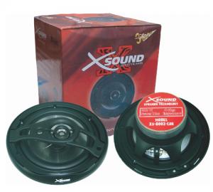 Xsound. XS-8003-Hχεία αυτοκινήτου 3 δρομων. 8''.20cm.300w.Ζευγος.