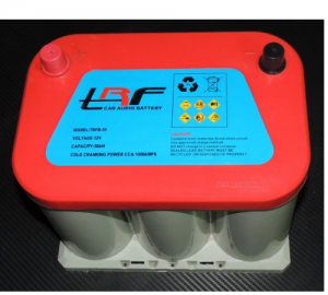 TRFB- 55 CAR AUDIO BATTERY