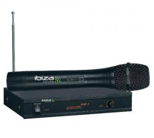 Ibiza VHF1 ασύρματο σύστημα VHF