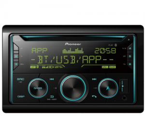 Pioneer FH-S720BT 2 DIN Ράδιο Cd Player Αυτοκινήτου με Usb & Bluetooth