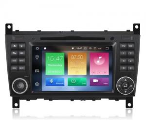 Bizzar MB17 Οθονη Mercedes C Class Facelift Android 8.0 8core Navigation.