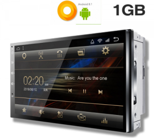 Digital IQ IQ-AN8701S GPS 2DIN 6.95