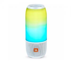 JBL Pulse 3 Aδιάβροχο ηχείο Bluetooth άσπρο