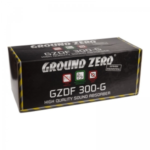 Ground Zero  GZDF 300-ΧΡΥΣΟ..Ηχομονωτικo αυτοκινητου