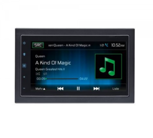 mac audio.Mac-520 DAB.Multimedia Οθόνη 2 Din.