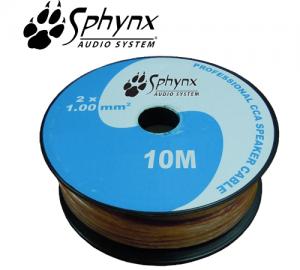 ITC SPHYNX SP-HP-210-10 Κουλούρα Καλωδίου 2 x 1 mm 10 μέτρων
