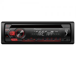 Pioneer DEH-S121UB Ράδιο CD, USB, AUX, Τηλεχειριστήριο,1 RCA