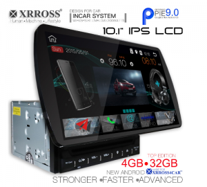 Digital IQ IQ-AN9100 GPS Multimedia OEM 10.1'' με Android 9