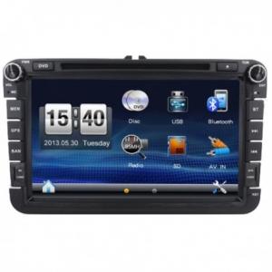 Digital IQ IQ-CR1370GPS.Οθόνη 8''Android Εργοστασιακού Τύπου - VW-Seat-Skoda 2003-2014